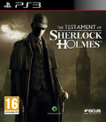 UK Boxshot of The Testament of Sherlock Holmes (PS3)