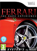 UK Boxshot of Ferrari: The Race Experience (NINTENDO Wii)
