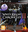 UK Boxshot of White Knight Chronicles II (PS3)