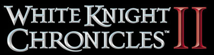 Logo of White Knight Chronicles II (PS3)
