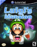 US Boxshot of Luigi's Mansion (GAMECUBE)