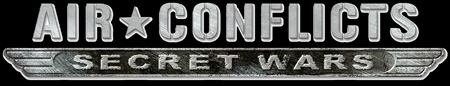 Logo of Air Conflicts: Secret Wars (XBOX360)
