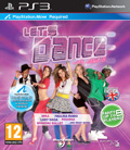 UK Boxshot of Let's Dance with Mel B (PS3)