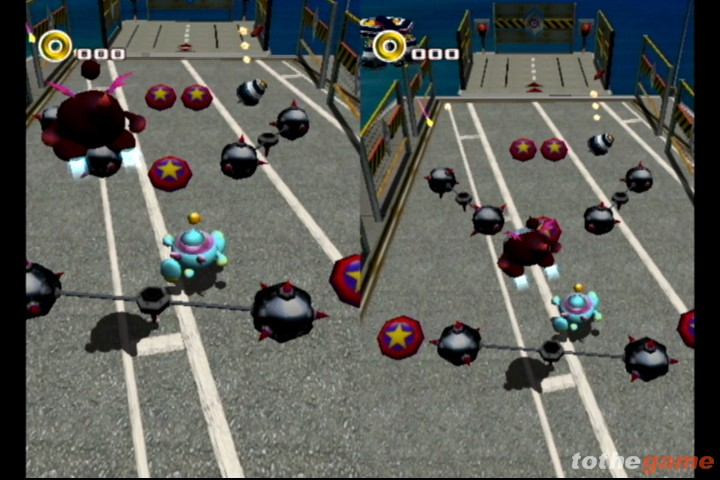 Screenshot of Sonic Adventure 2: Battle (GAMECUBE)