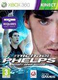 UK Boxshot of Michael Phelps: Push the Limit (XBOX360)
