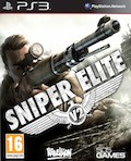 UK Boxshot of Sniper Elite V2 (PS3)