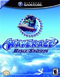 US Boxshot of Waverace Blue Storm (GAMECUBE)