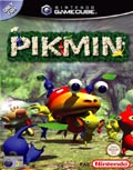 UK Boxshot of Pikmin (GAMECUBE)