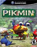 US Boxshot of Pikmin (GAMECUBE)