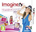 UK Boxshot of Imagine Fashion Designer (3DS)