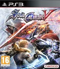 UK Boxshot of Soulcalibur V (PS3)
