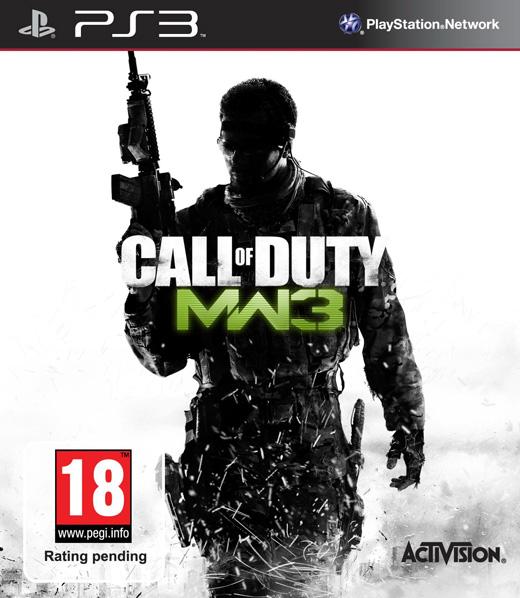 boxshot uk large Call of Duty MW3 | PSN [ PS3 ]