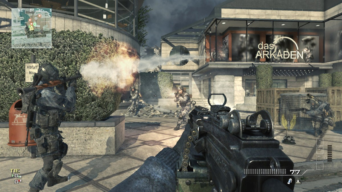 screen1 large Call of Duty MW3 | PSN [ PS3 ]