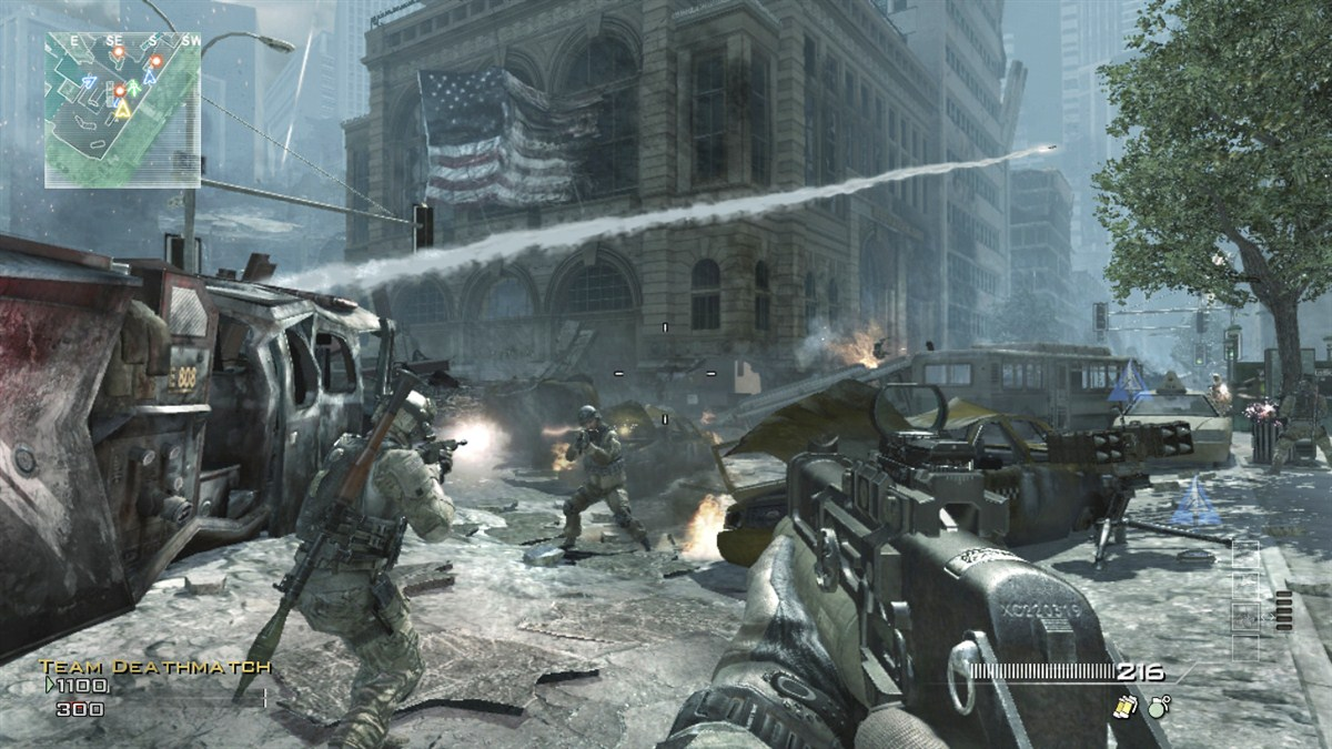 screen2 large Call of Duty MW3 | PSN [ PS3 ]