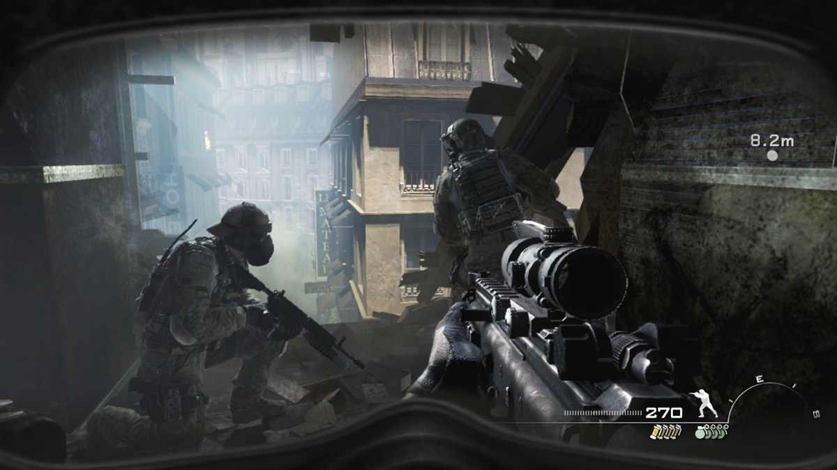 screen3 large Call of Duty MW3 | PSN [ PS3 ]