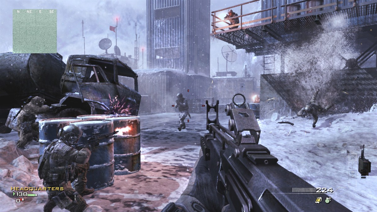 screen5 large Call of Duty MW3 | PSN [ PS3 ]