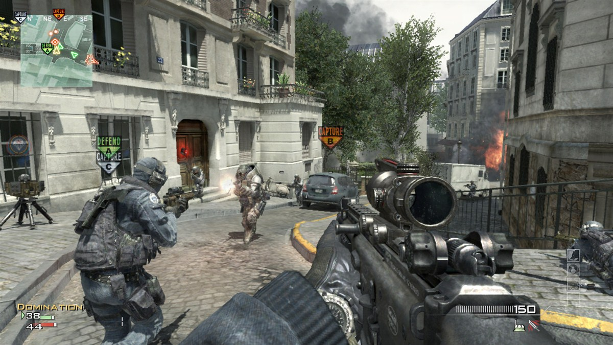 screen6 large Call of Duty MW3 | PSN [ PS3 ]
