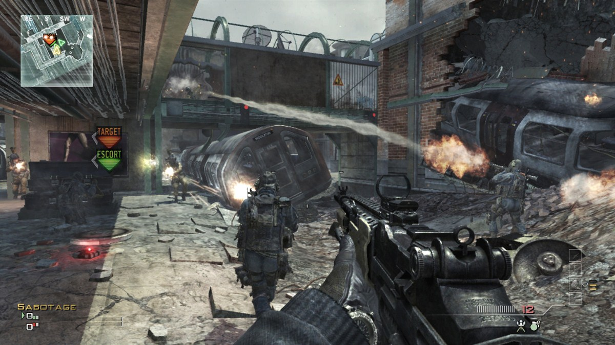 screen7 large Call of Duty MW3 | PSN [ PS3 ]