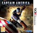 UK Boxshot of Captain America: Super Soldier (3DS)