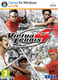 UK Boxshot of Virtua Tennis 4 (PC)