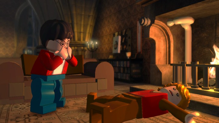 Screenshot of LEGO Harry Potter: Years 5-7 (PC)