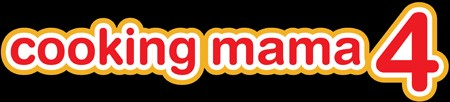 Logo of Cooking Mama 4 (3DS)