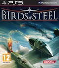 UK Boxshot of Birds of Steel (PS3)