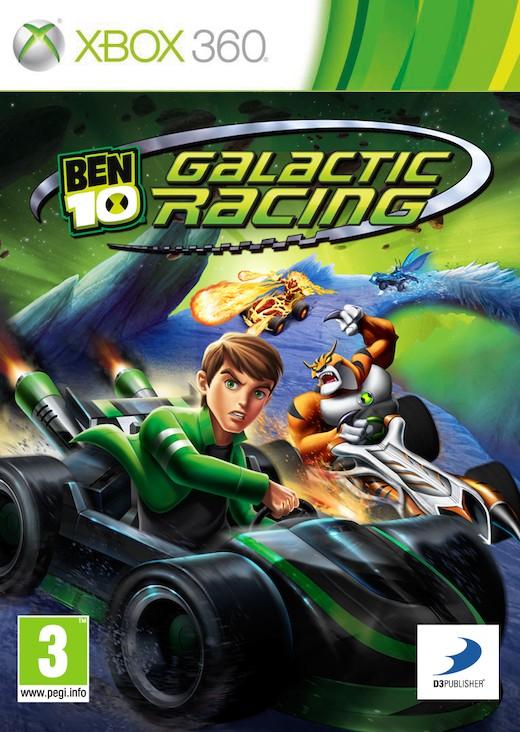 Ben 10 Galactic Racing [Region: FREE]