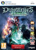 UK Boxshot of Dungeons: The Dark Lord (PC)