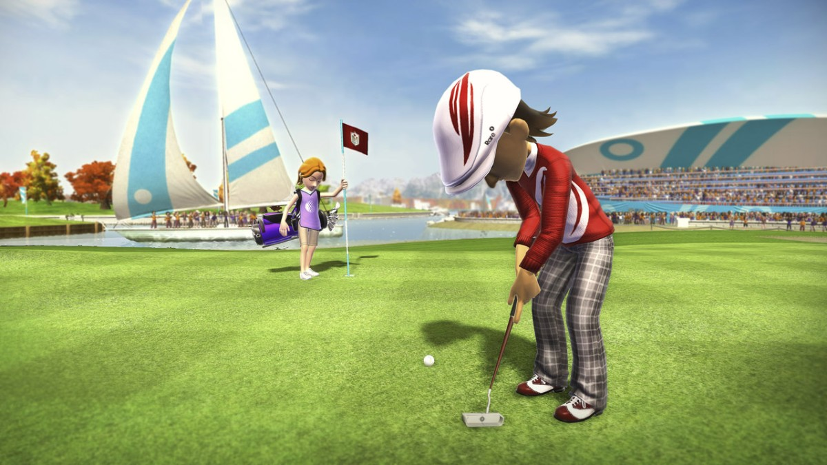 Screenshot of Kinect Sports: Season Two (XBOX360)