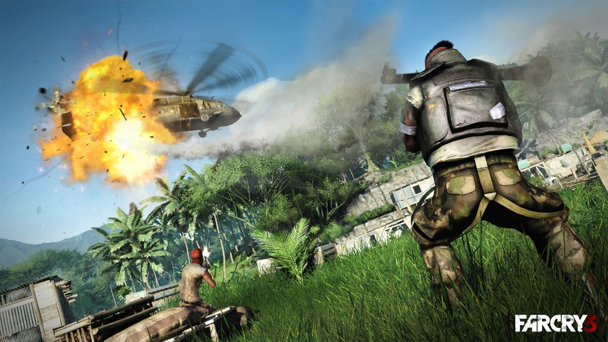 screen4 large Far Cry 3 READNFO [PS3]