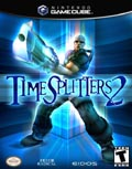 US Boxshot of Timesplitters 2 (GAMECUBE)