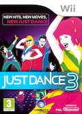 UK Boxshot of Just Dance 3 (NINTENDO Wii)