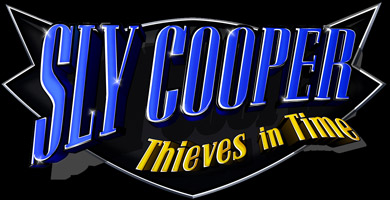 Logo of Sly Cooper: Thieves in Time (PS3)