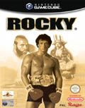 UK Boxshot of Rocky (GAMECUBE)