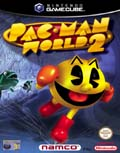 UK Boxshot of Pac-Man World 2 (GAMECUBE)