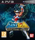 UK Boxshot of Saint Seiya: Sanctuary Battle (PS3)