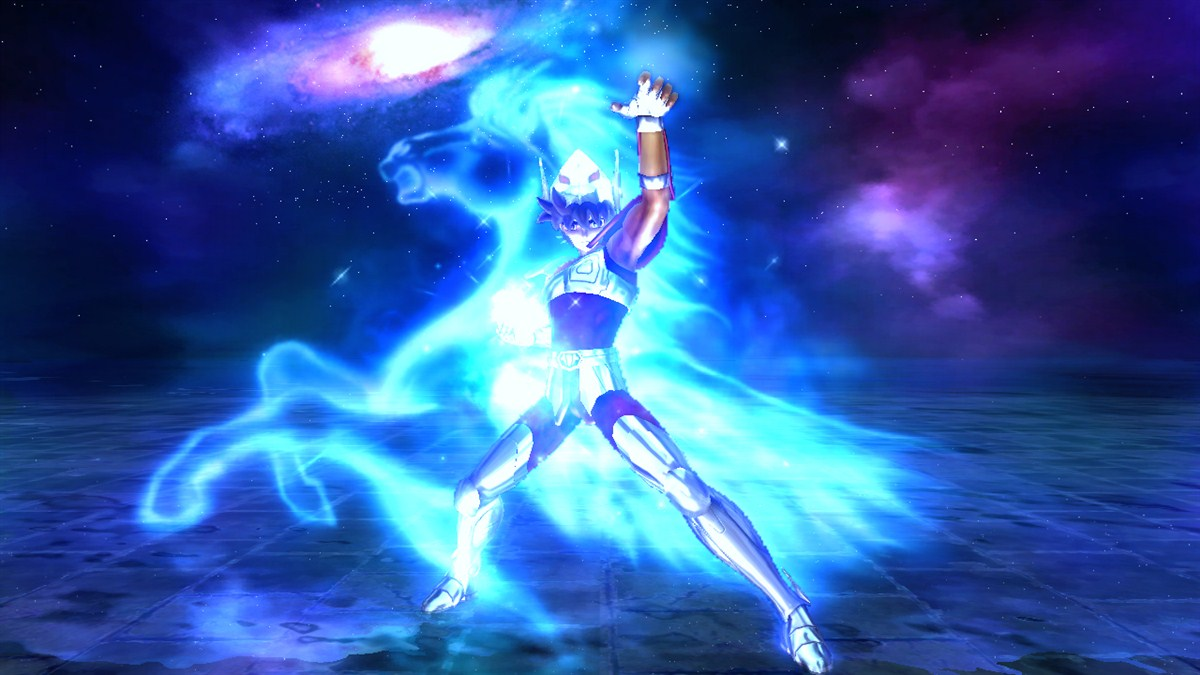 Screenshot of Saint Seiya: Sanctuary Battle (PS3)