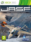 UK Boxshot of Jane's Advanced Strike Fighters (XBOX360)