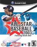 US Boxshot of All-Star Baseball 2003 (GAMECUBE)
