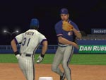 Screenshot of All-Star Baseball 2003 (GAMECUBE)