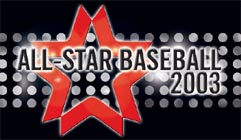 Logo of All-Star Baseball 2003 (GAMECUBE)