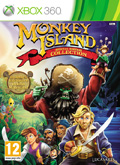 UK Boxshot of Monkey Island: Special Edition Collection (XBOX360)