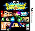 UK Boxshot of Cartoon Network: Punch Time Explosion (3DS)