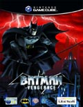 UK Boxshot of Batman Vengeance (GAMECUBE)