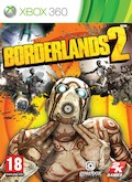 UK Boxshot of Borderlands 2 (XBOX360)