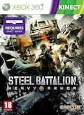 UK Boxshot of Steel Battalion: Heavy Armor (XBOX360)