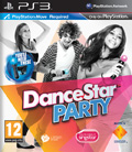 UK Boxshot of DanceStar Party (PS3)