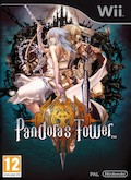 UK Boxshot of Pandora's Tower (NINTENDO Wii)