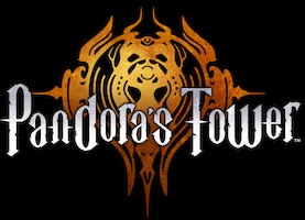Logo of Pandora's Tower (NINTENDO Wii)